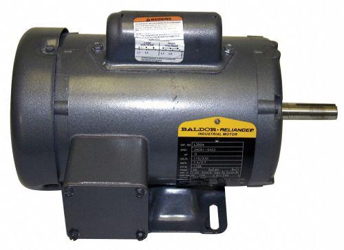 small resolution of baldor electric 7 1 2 hp general purpose motor capacitor start run 3450 nameplate rpm voltage 230 frame 213t 38g443 l3709t grainger