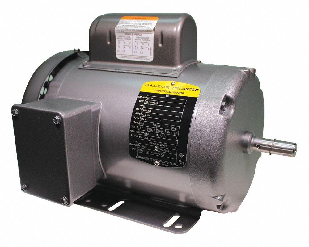 medium resolution of  l1410t baldor baldor t motor single phase compressor wiring diagram on motor connections diagrams baldor electric motor