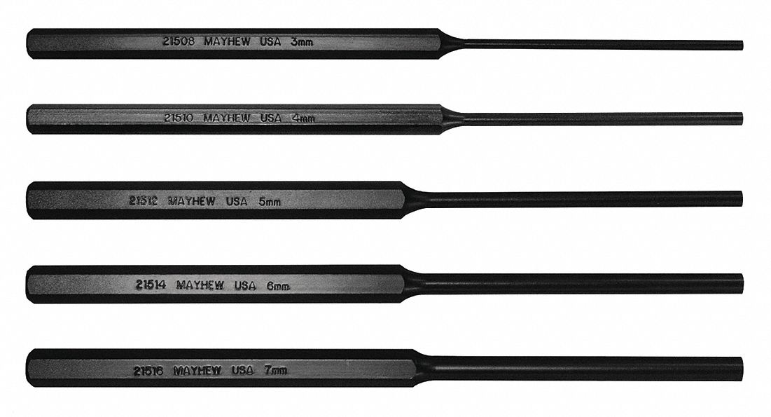 Stanley 16 401 Bailey Chisel Set 5 Piece