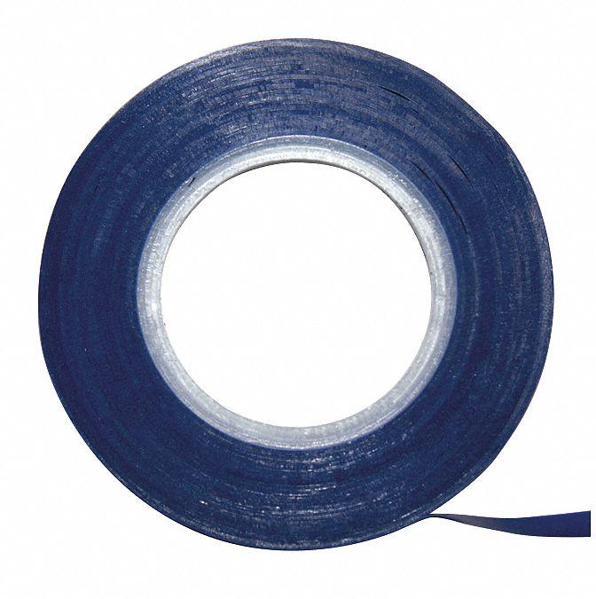 Vinyl chart tape  also magna visual blue  ct bl grainger rh