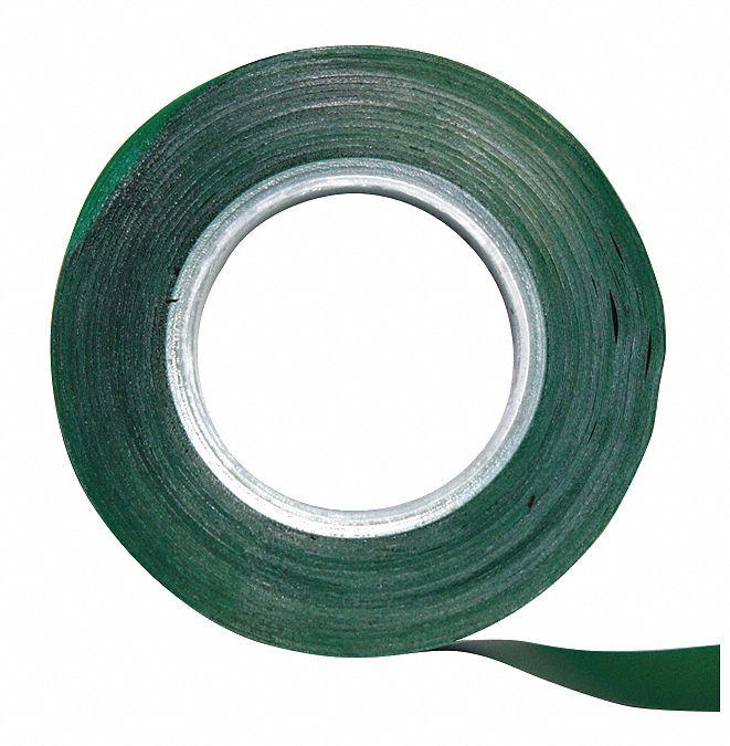 Vinyl chart tape  also magna visual green  ct  grainger rh