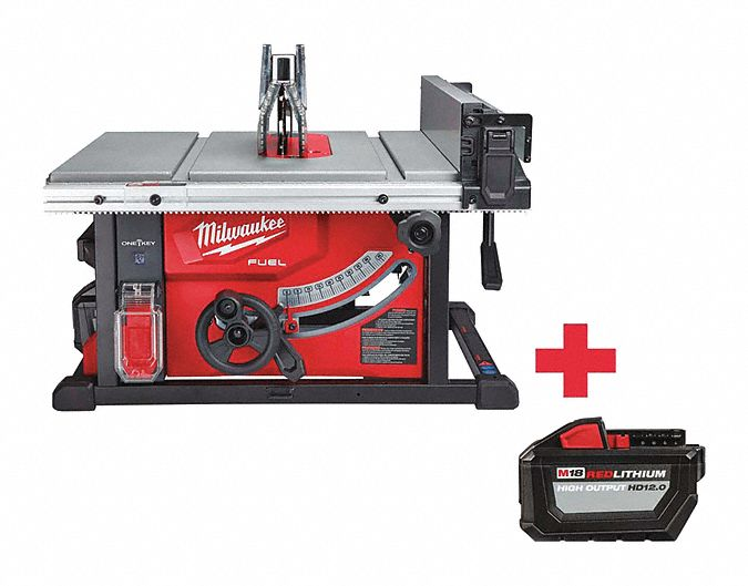 Milwaukee Cordless Table Saw