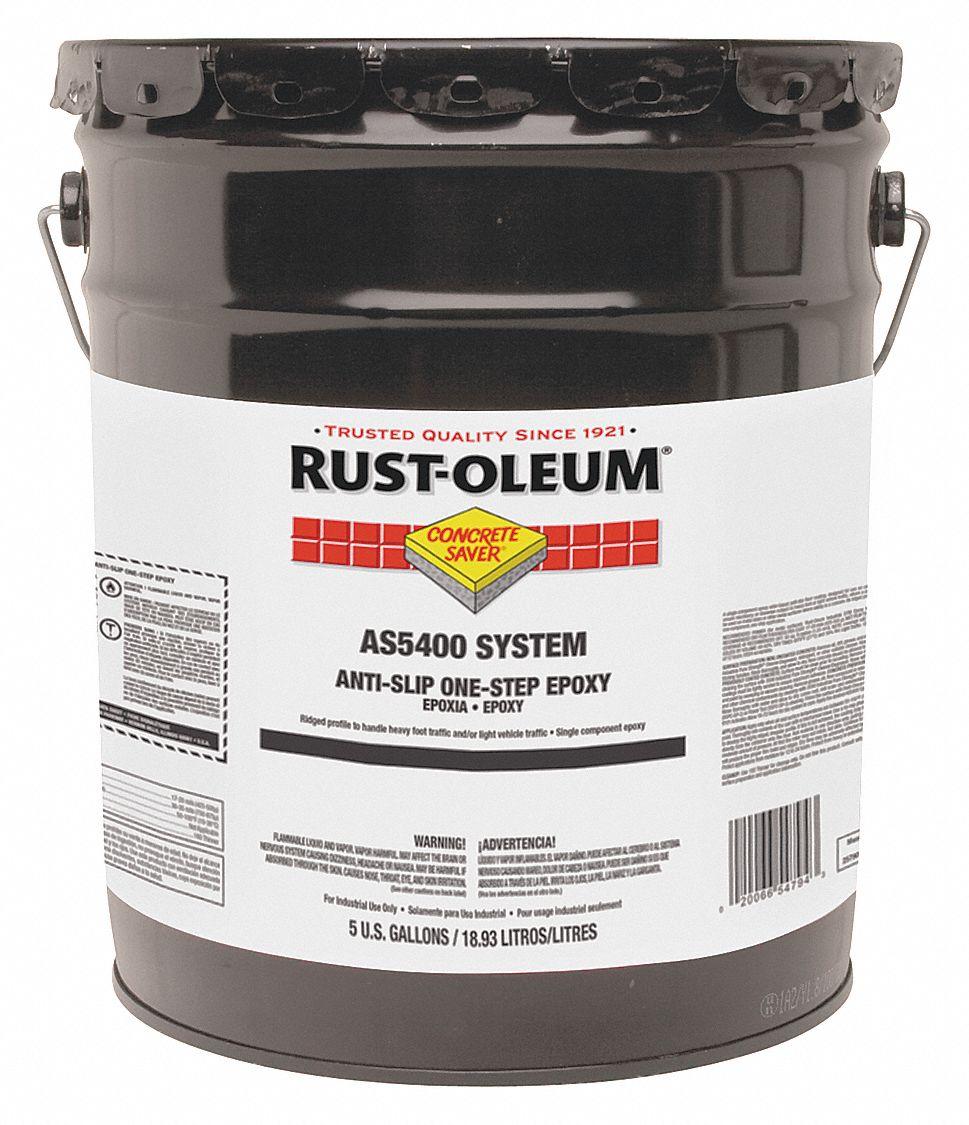 RUSTOLEUM Flat Epoxy Ester AntiSlip Floor Coating