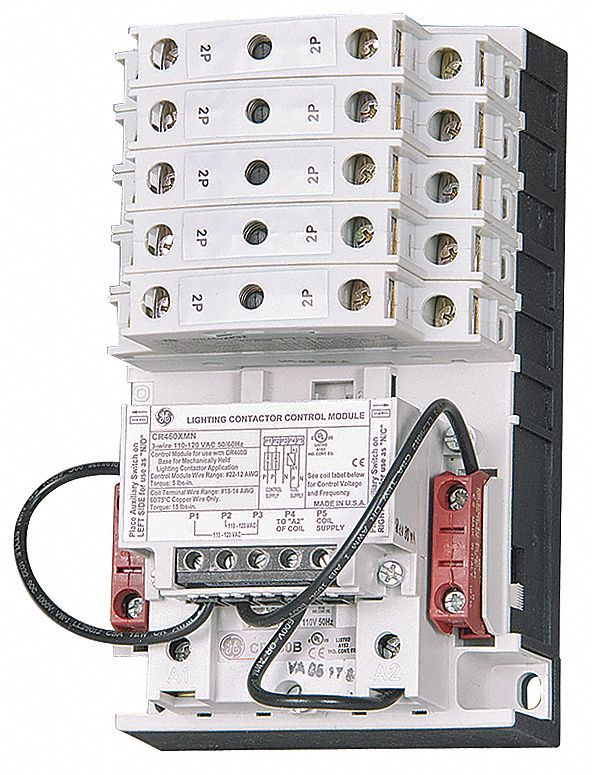 ge lighting contactor wiring diagram fujitsu ten car audio 277vac electrical on diagrams lose magnetic coil volts type a lamp