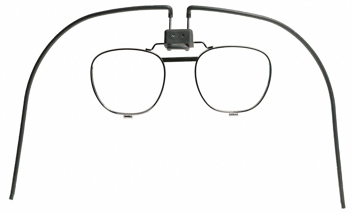 HONEYWELL NORTH Spectacle Kit, Metal, For Use With North