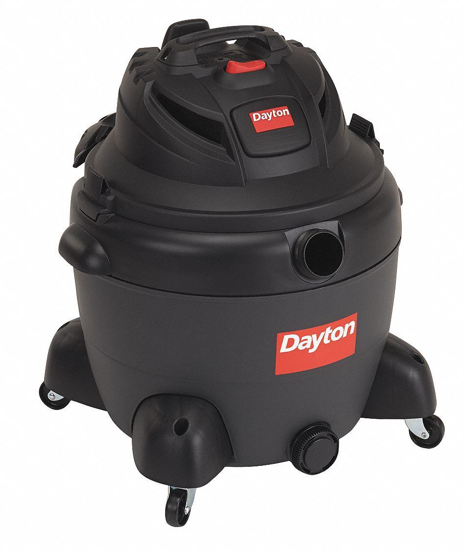 medium resolution of contractor 6 1 2 wet dry vacuum 12 0 amps standard filter type 3ve21 3ve21 grainger