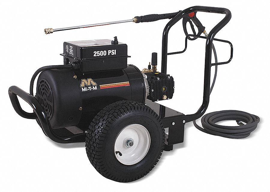 Mitm Medium Duty (2000 To 2799 Psi) Electric Cart