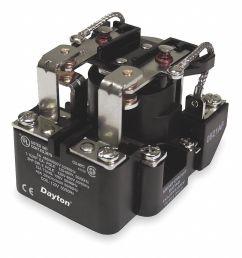 dayton 24vac 8 pin surface open power relay electrical connection screw 5x846 5x846 grainger [ 1058 x 1067 Pixel ]