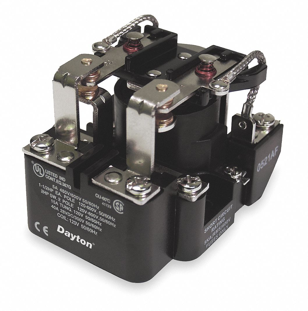 hight resolution of dayton 24vac 8 pin surface open power relay electrical connection screw 5x846 5x846 grainger