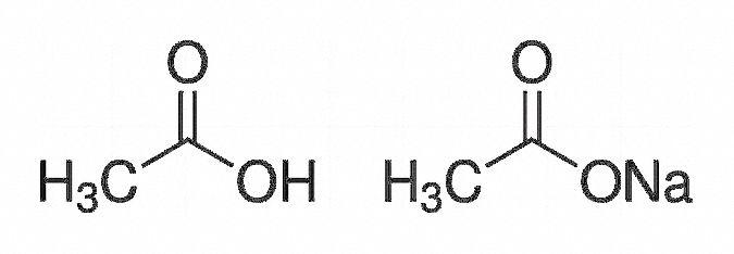 SIGMA-ALDRICH Sodium Acetate Buffer, Analytical Reagents