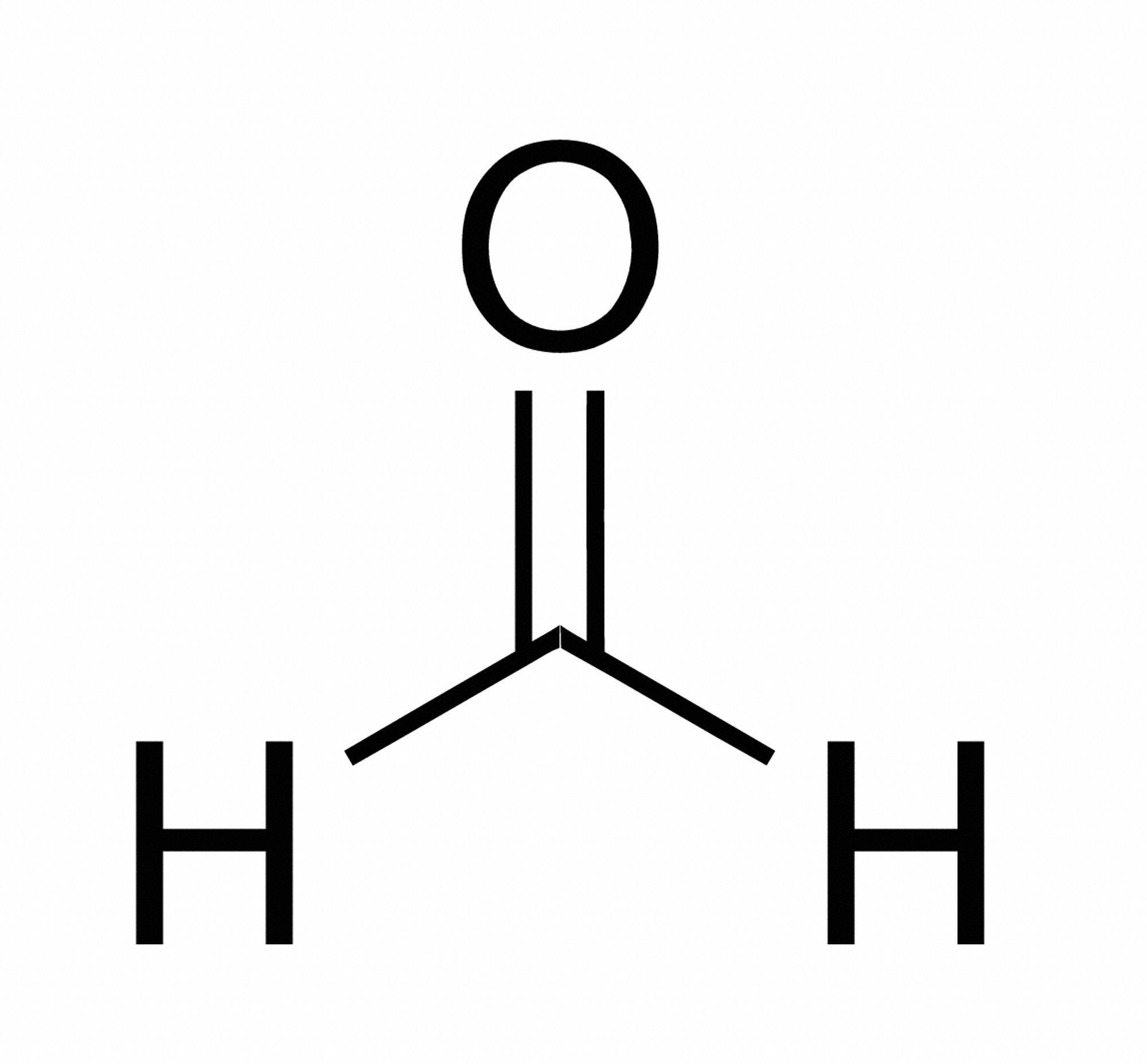 SIGMA-ALDRICH Formaldehyde Solution, 500mL, ACS Reagent
