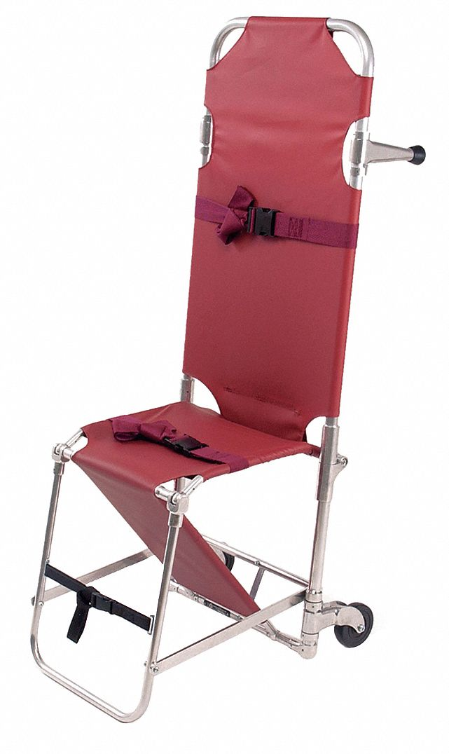 Stretcher Chair Stretcher Chair 350 Lb 73 In Maroon