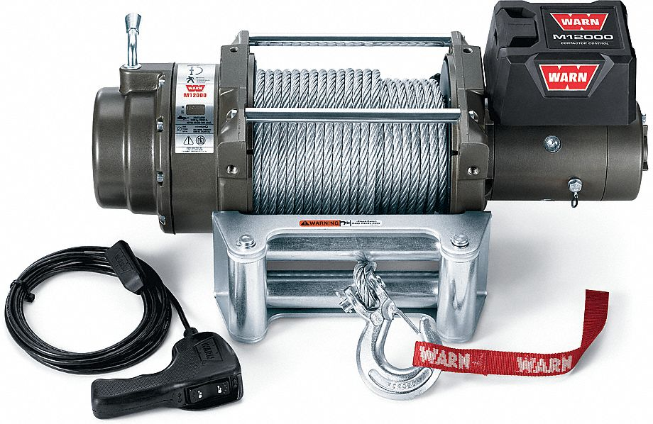 medium resolution of winch mx12085 12000lb