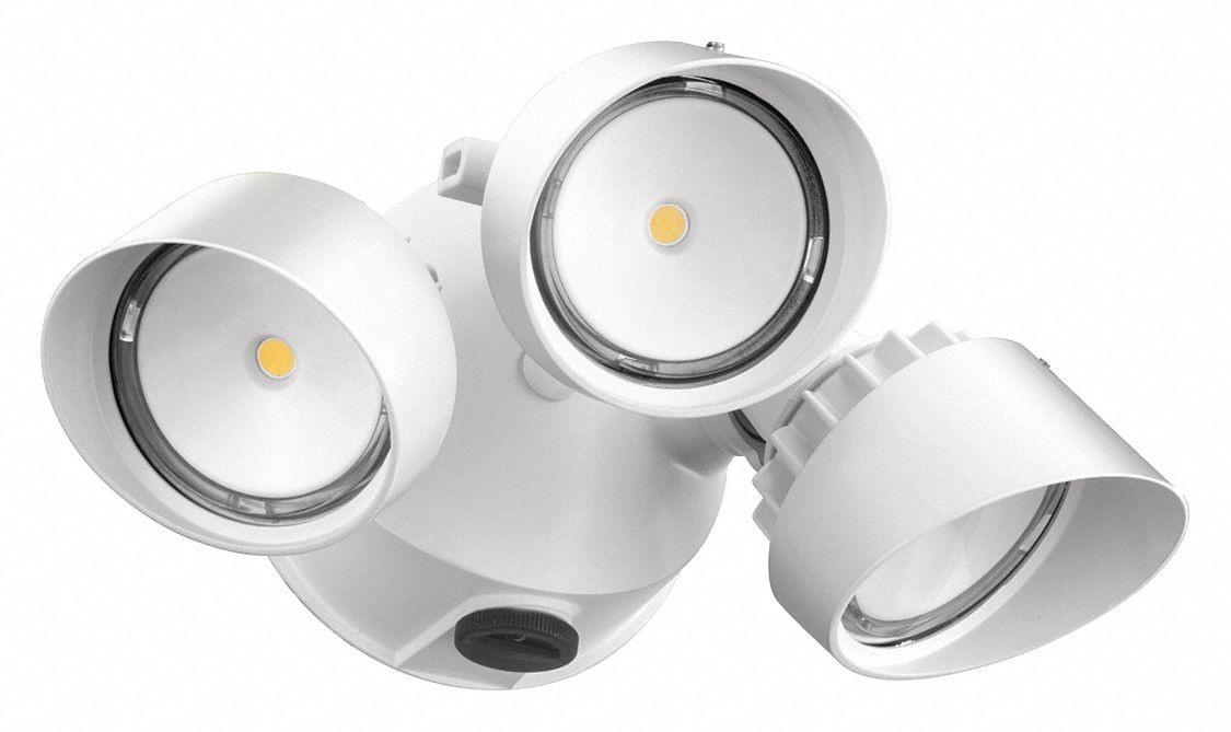 fixed beam angle light led 4 000 k color temperature 120v ac number of lightheads 3