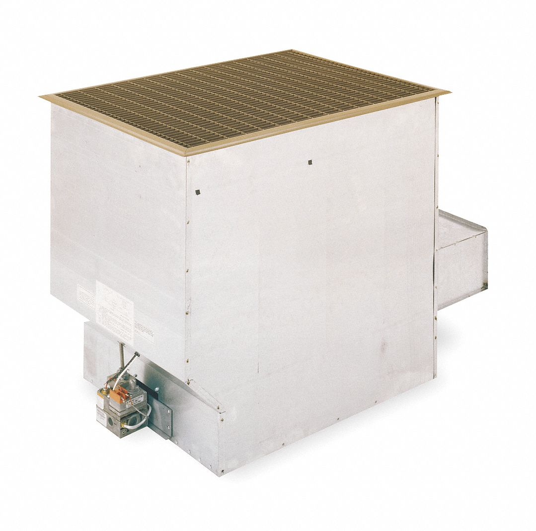 COZY Vented Gas Floor Furnace NG BtuH Output 21000