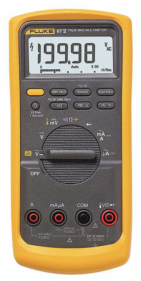 FLUKE FLUKE R Fluke87V Full Size  Advanced Features