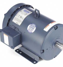 leeson 5 hp 50 hz motor 3 phase 1425 nameplate rpm 220 380 440 voltage frame 184t 4guu8 131454 00 grainger [ 1125 x 942 Pixel ]