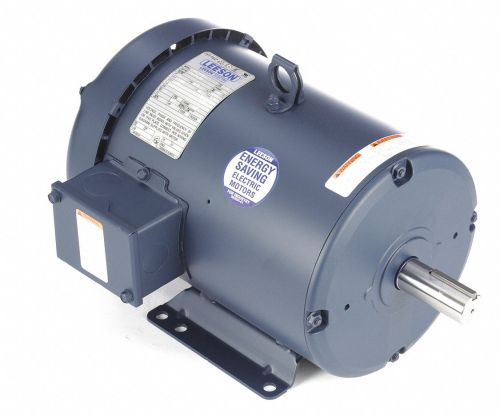 small resolution of leeson 5 hp 50 hz motor 3 phase 1425 nameplate rpm 220 380 440 voltage frame 184t 4guu8 131454 00 grainger