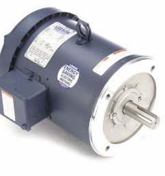 leeson 3 hp 50 hz motor 3 phase 1425 nameplate rpm 220 380 440 voltage frame 182tc 4gux1 131506 00 grainger [ 1125 x 978 Pixel ]