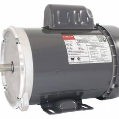 Baldor 5hp Single Phase Motor Wiring Diagram Questions On Venn Diagrams With Solutions Start Cap Toyskids Co Dayton 1 2 Hp Auger 1725 U2022 138dhw 230v