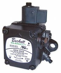 BECKETT Oil Burner Pump, Number of Stages 1, 4 GPH ...
