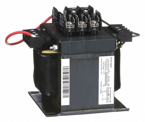 small resolution of square d control transformer input voltage 240vac 480vac output voltage 120vac