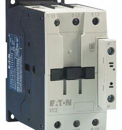 eaton 24vdc iec magnetic contactor no of poles 3 reversing no 72 full load amps inductive 4tzd4 xtce072d00td grainger [ 903 x 1125 Pixel ]