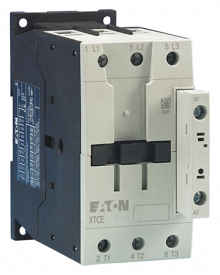 medium resolution of eaton 24vdc iec magnetic contactor no of poles 3 reversing no 72 full load amps inductive 4tzd4 xtce072d00td grainger