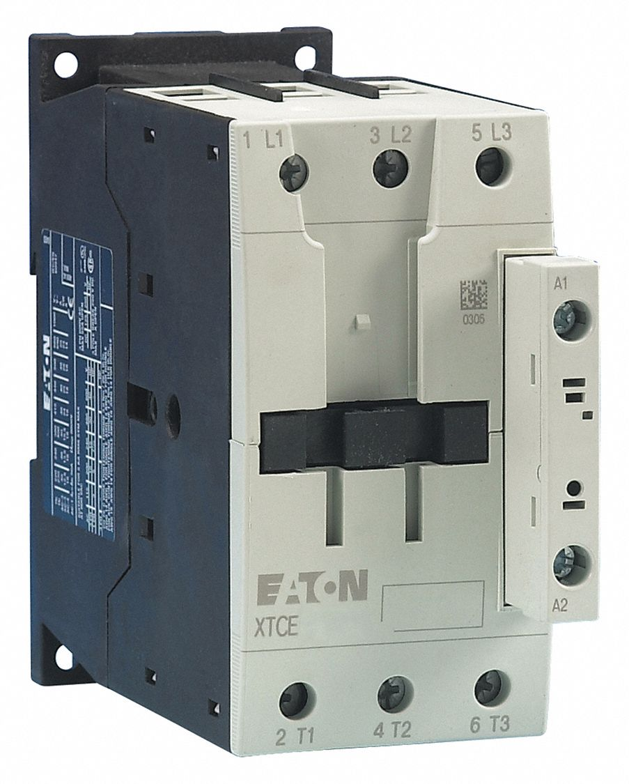 hight resolution of eaton 24vdc iec magnetic contactor no of poles 3 reversing no 72 full load amps inductive 4tzd4 xtce072d00td grainger