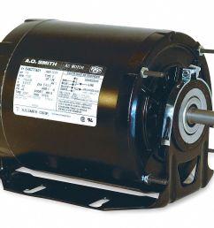 century 1 2 hp belt drive motor split phase 1725 nameplate rpm 115 voltage frame 48 4ue85 gf2054 grainger [ 1188 x 926 Pixel ]