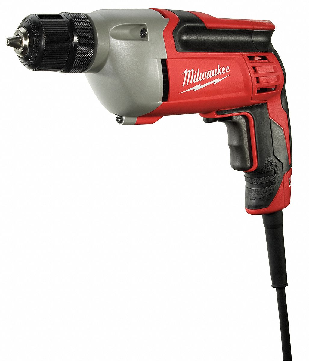 hight resolution of milwaukee electric drill 3 8 in 0 to 2800 rpm 8 0a 4vyz3 0240 20 grainger