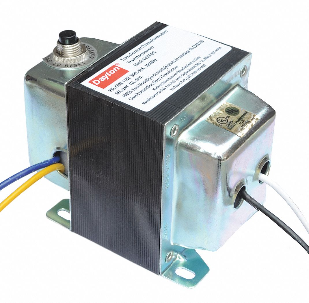 hight resolution of dayton class 2 transformer input voltage 120vac 208vac 240vac 480vac output voltage 24vac 4vzf8 4vzf8 grainger