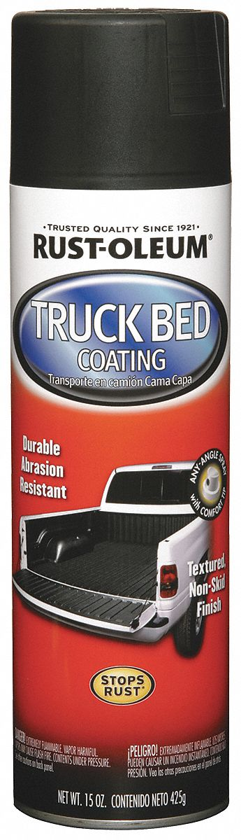 Rustoleum Truck Bed Liner : rustoleum, truck, liner, RUST-OLEUM, Truck, Coating,, Black,, Container, Size,, Coverage, 4YLD1|248914, Grainger