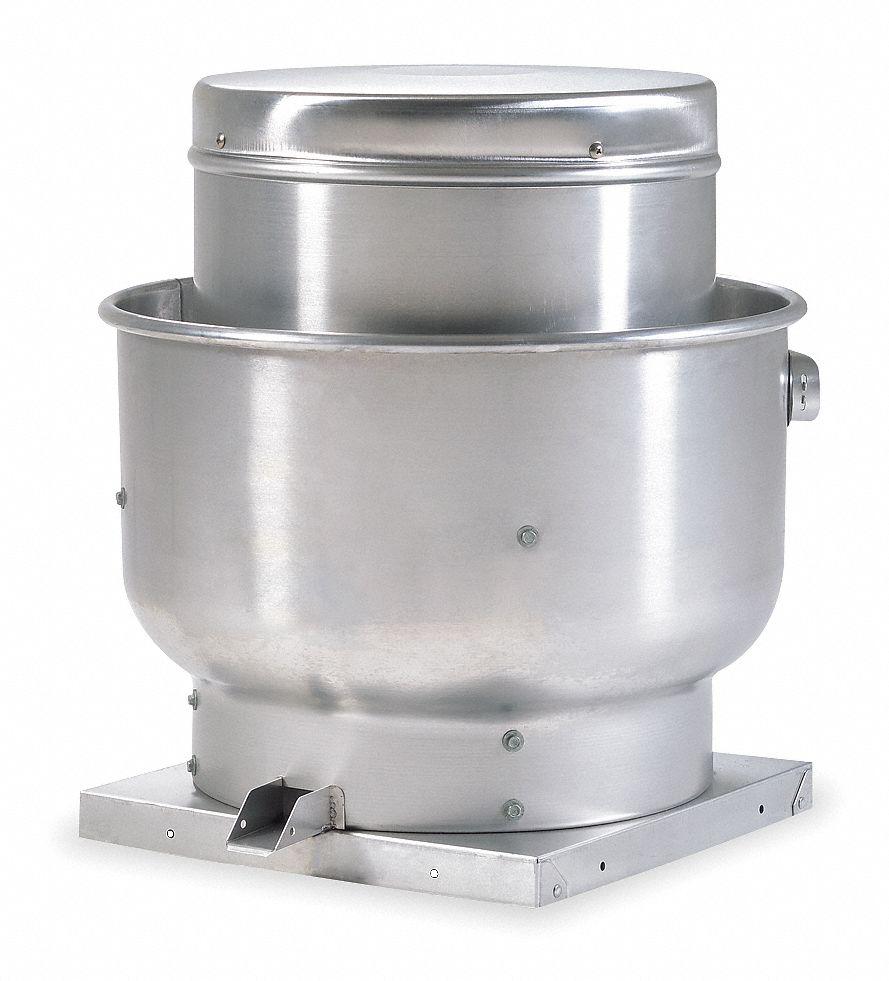 upblast centrifugal roof ventilators