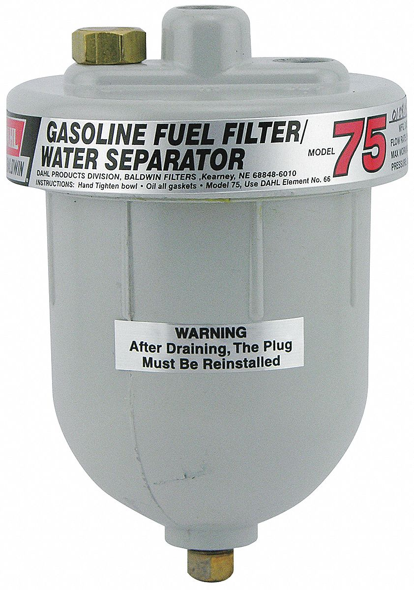 medium resolution of baldwin filters fuel filter spin on filter design 4zra3 75 w30 grainger