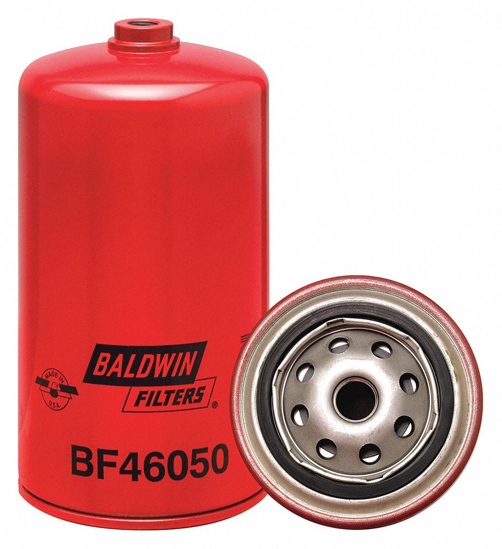 hight resolution of baldwin filters fuel filter spin on filter design 52ka87 bf46050 grainger