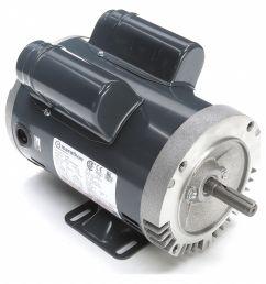 marathon motors 3 4 hp general purpose motor capacitor start run 1725 nameplate rpm voltage 120 240 frame 56c 54jh44 056b17drr70008a1 grainger [ 1087 x 1125 Pixel ]