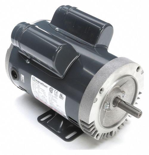 small resolution of marathon motors 3 4 hp general purpose motor capacitor start run 1725 nameplate rpm voltage 120 240 frame 56c 54jh44 056b17drr70008a1 grainger