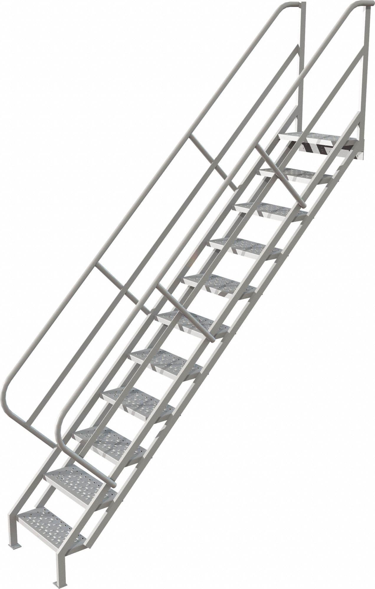 TRI-ARC Steel Stair Unit, 104-1/2