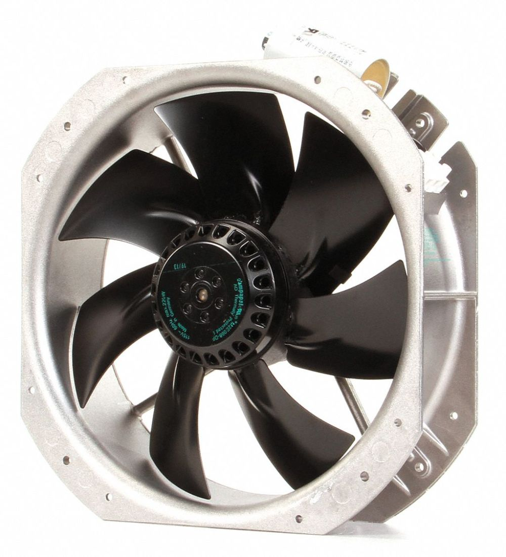 medium resolution of ebm papst square axial fan 11 width 11 height 115vac