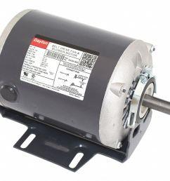 dayton 1 3 hp belt drive motor split phase 1725 nameplate rpm 115 voltage frame 56 5k261 5k261 grainger [ 1125 x 938 Pixel ]