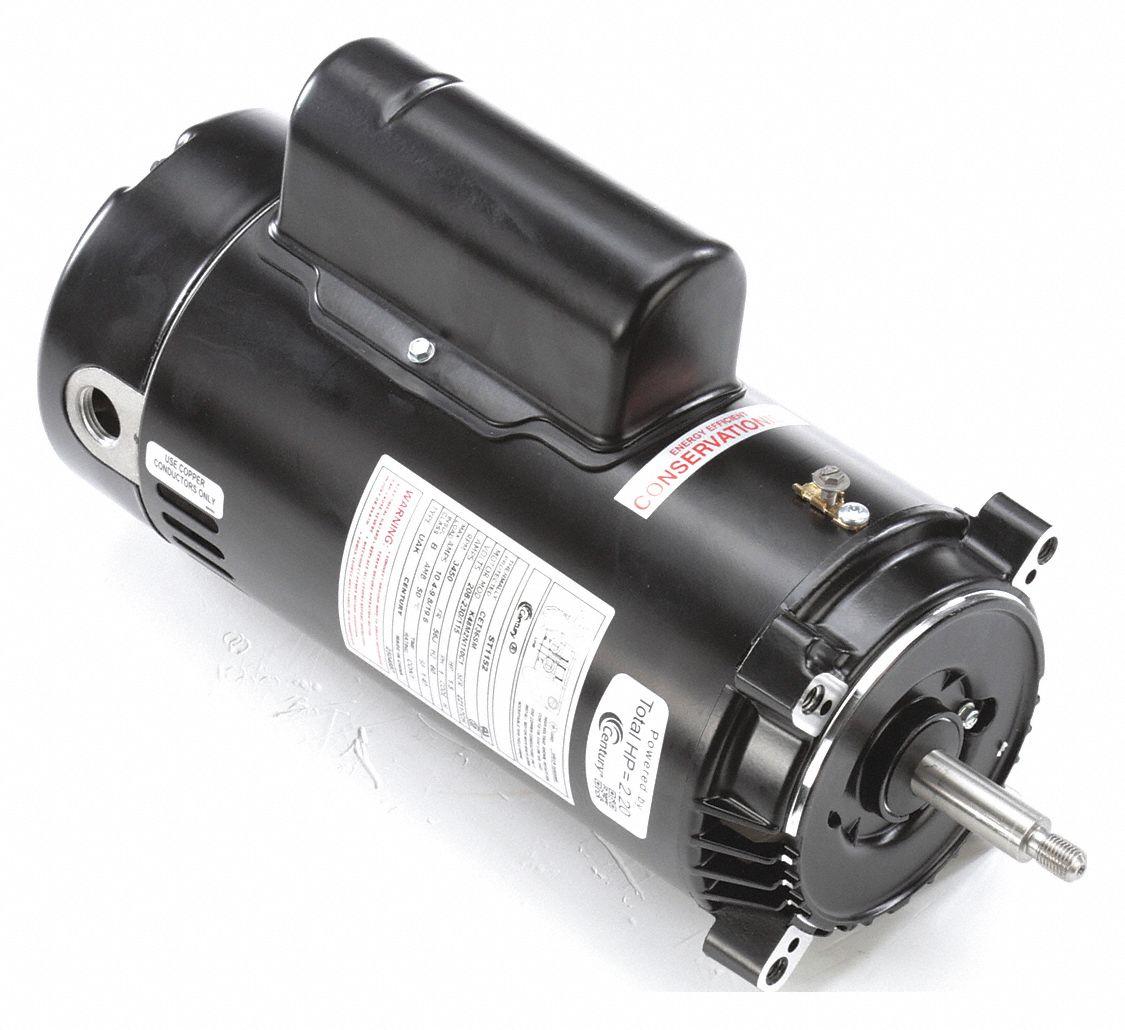 Pool Pump Motor Or Capacitor