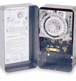 paragon defrost timer control 208 240vac voltage defrost time minutes 4 to 110 2 min increments 5x459 8145 20 grainger [ 1135 x 983 Pixel ]