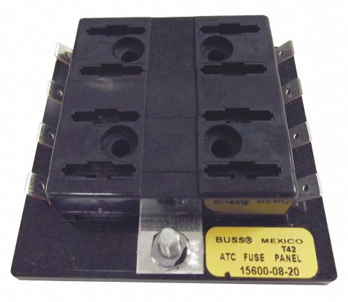 small resolution of eaton bussmann 8 pole automotive fuse block ac not rated dc 32vdc 0 to 30a series atc 6cjf0 15600 08 20 grainger