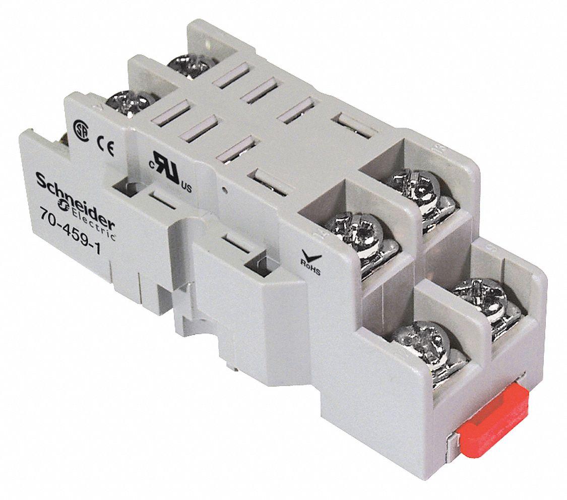 8 Pin Relay Base Wiring