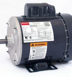 dayton 1 2 hp general purpose motor capacitor start 1725 nameplate 220 electric motor wiring diagram dayton capacitor start motor wiring [ 1125 x 890 Pixel ]