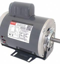 dayton 1 hp belt drive motor capacitor start 1725 nameplate rpm 115 208 230 voltage frame 56 6k321 6k321 grainger [ 1062 x 947 Pixel ]