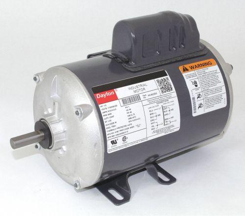 small resolution of dayton 1 2 hp general purpose motor capacitor start 3450 nameplate rpm voltage 115 208 230 frame 48 6k482 6k482 grainger