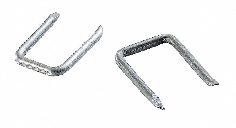 GARDNER BENDER Cable Staple, 1/2In, Steel, NM Cable, Pk100