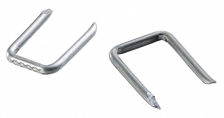 GARDNER BENDER Cable Staple, 9/16In, Steel, NM Cable